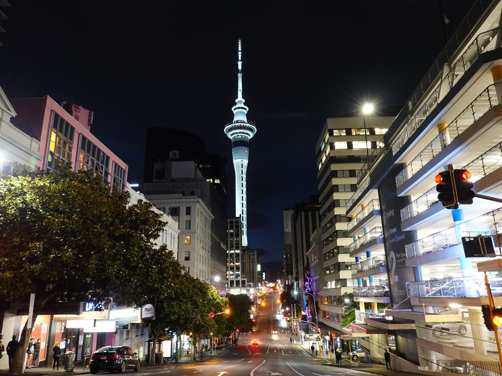 Auckland: Sky Tower