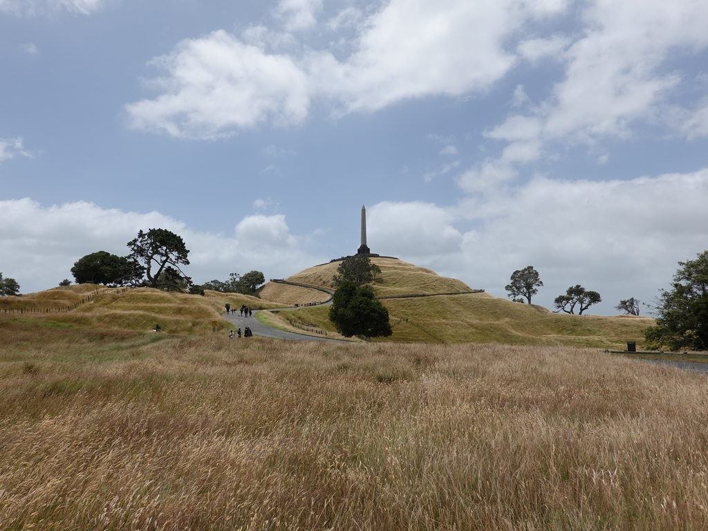 Auckland: One Tree Hill