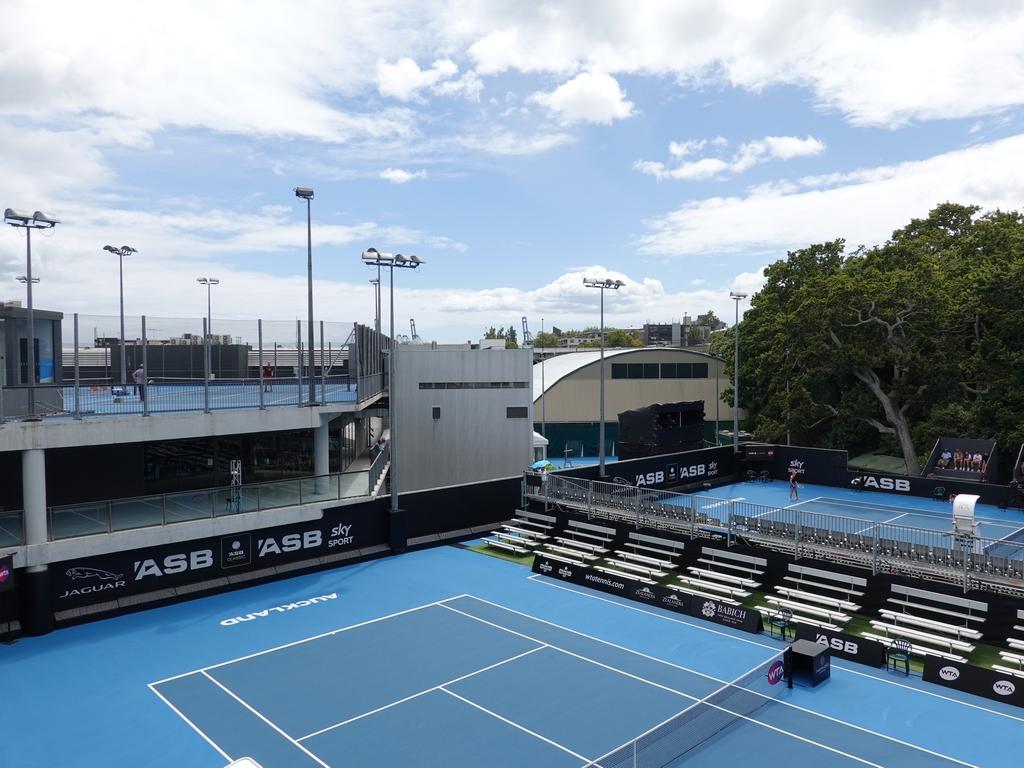 WTA Auckland