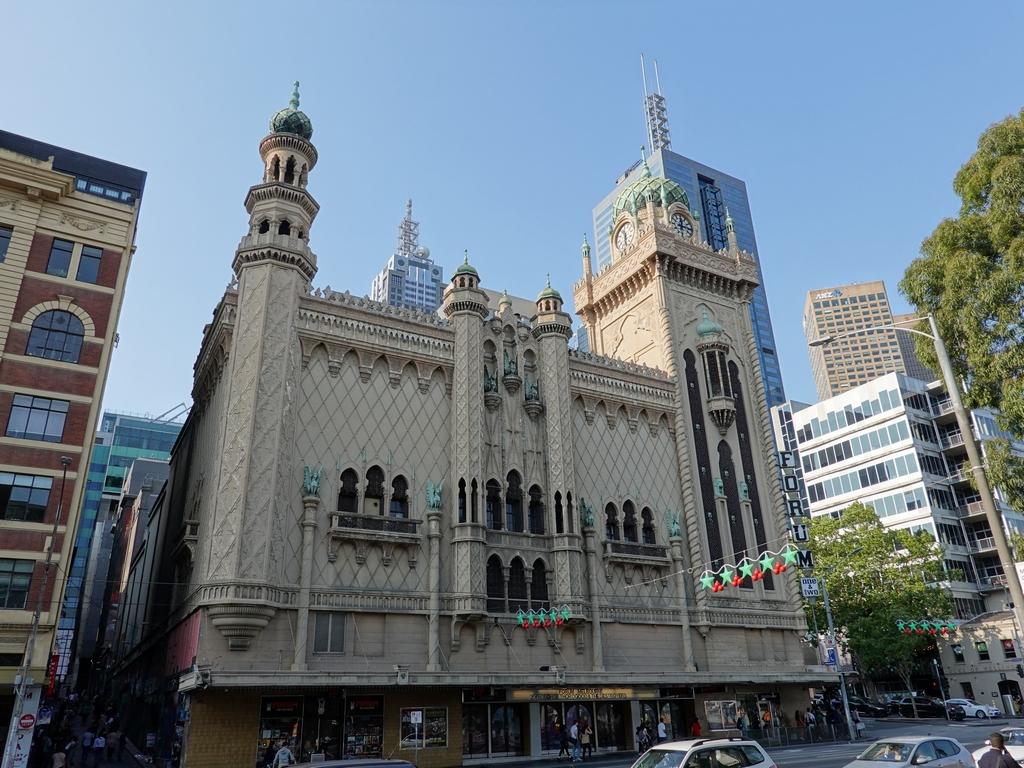 Melbourne: Forum Melbourne