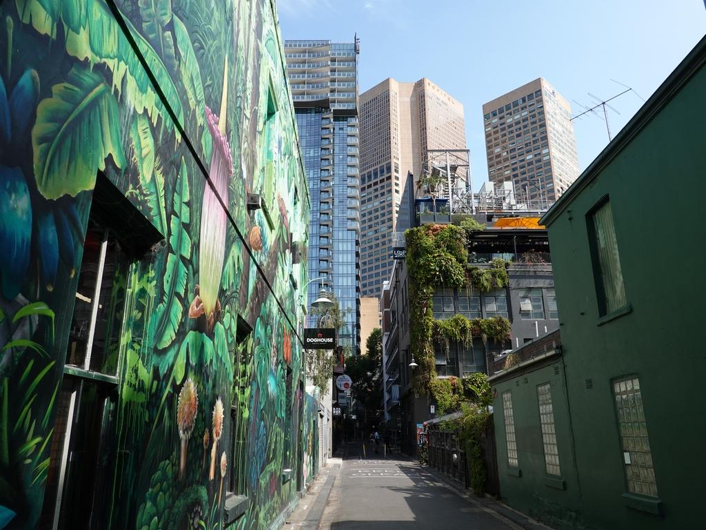 Melbourne: Meyers Place