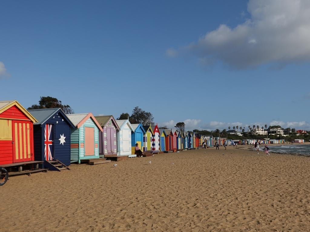 Melbourne: Brighton Beach Boxes