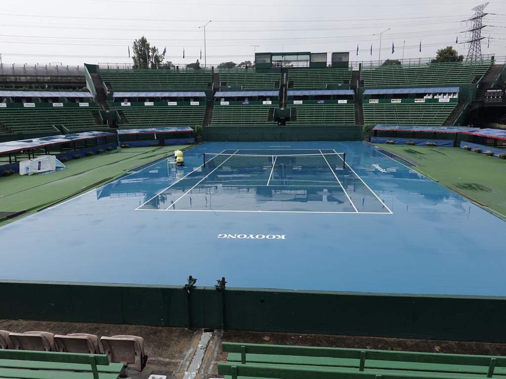Melbourne: Kooyong Lawn Tennis Club