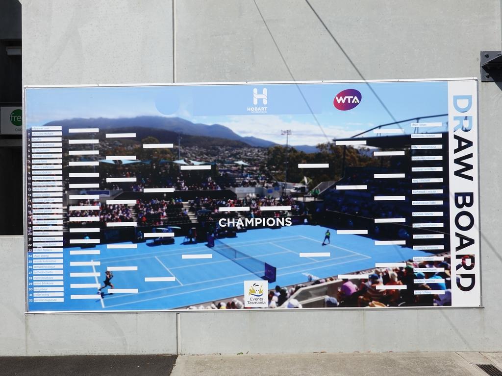 WTA Hobart