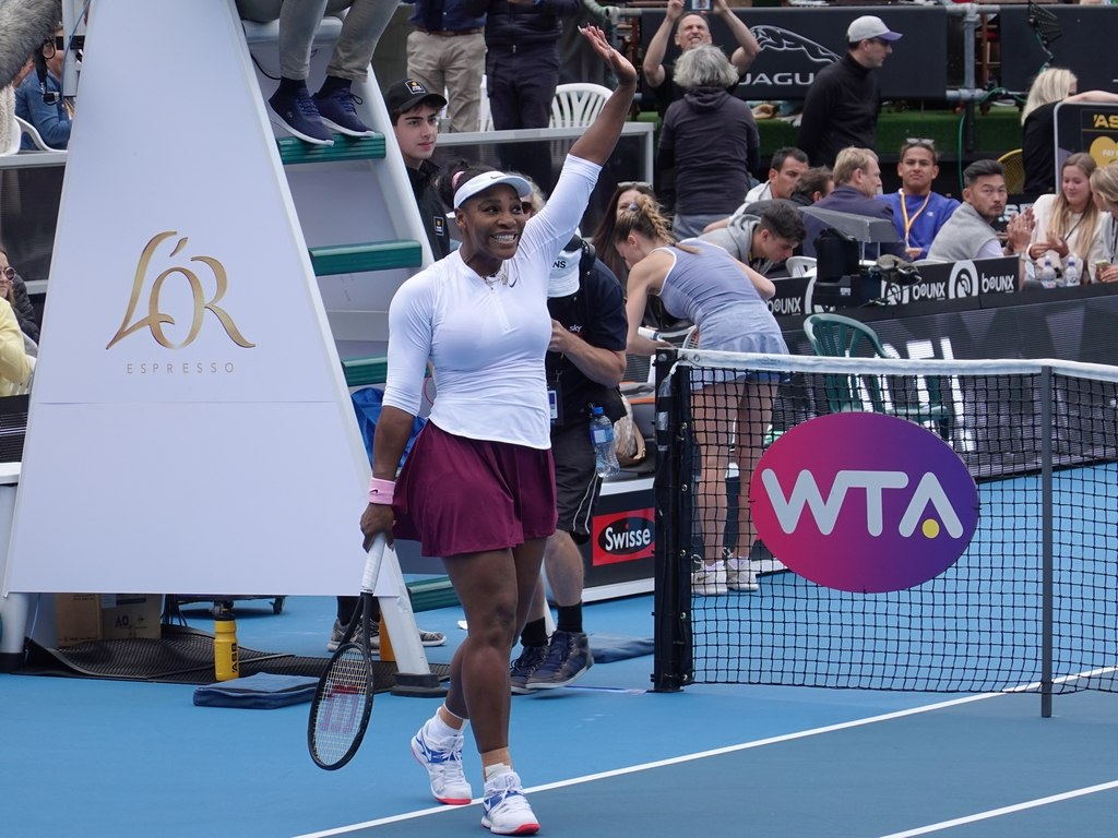 S. Williams vs. Giorgi