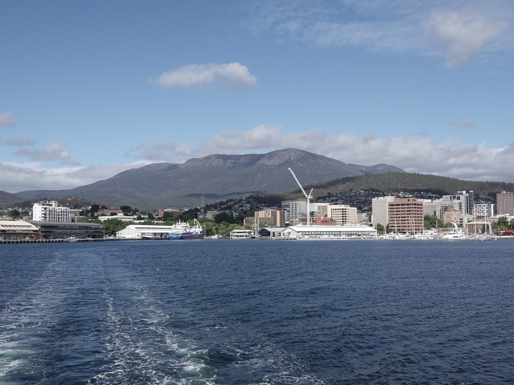 Hobart: Mount Wellington