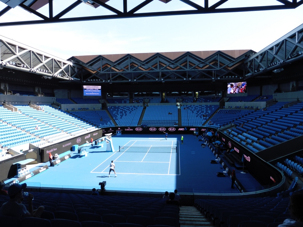 Australian Open: Margaret Court Arena