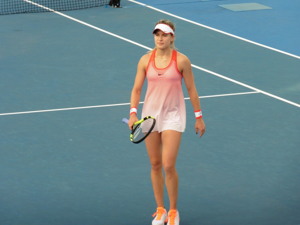 Bouchard vs. Krunic