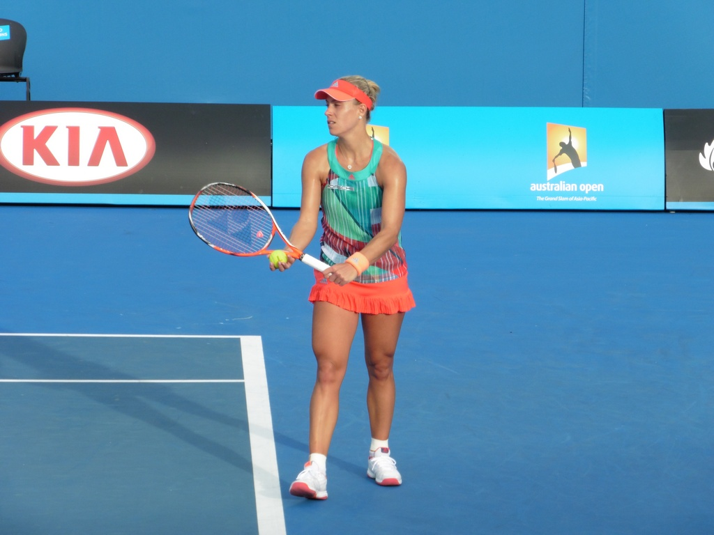 Kerber vs. Doi