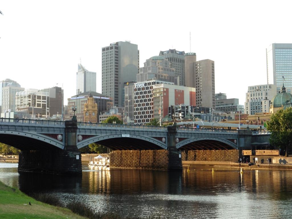 Melbourne: Yarra River