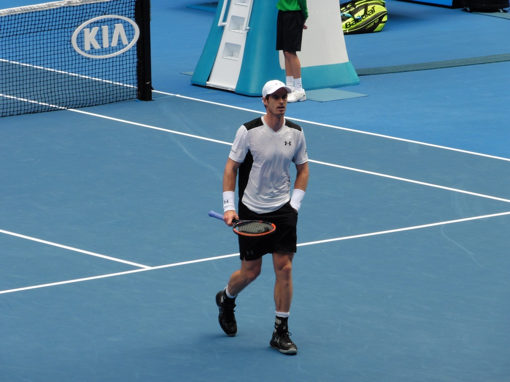 Murray vs. Groth