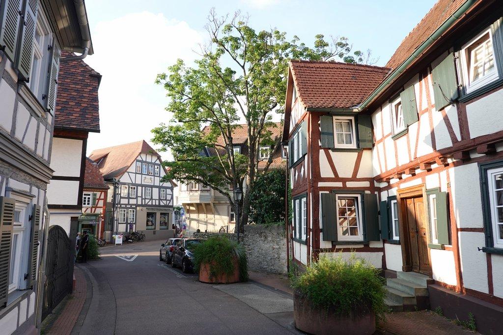 Bad Homburg vor der Höhe: Old Town