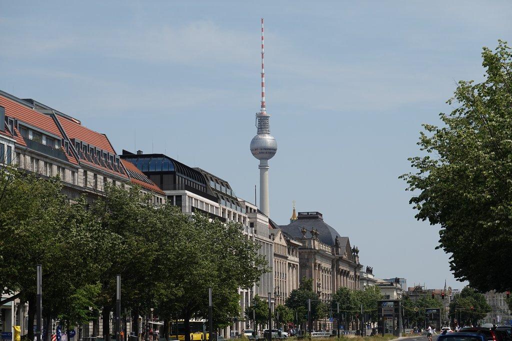 Berlin: Berlin Television Tower