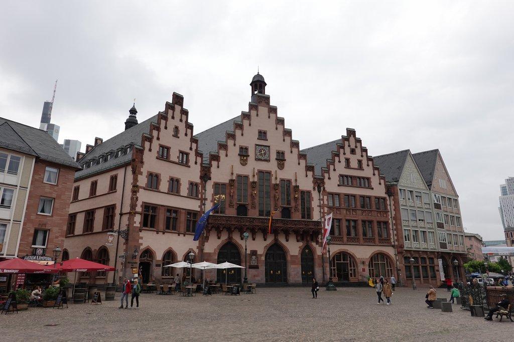 Frankfurt: Römer (City Hall)