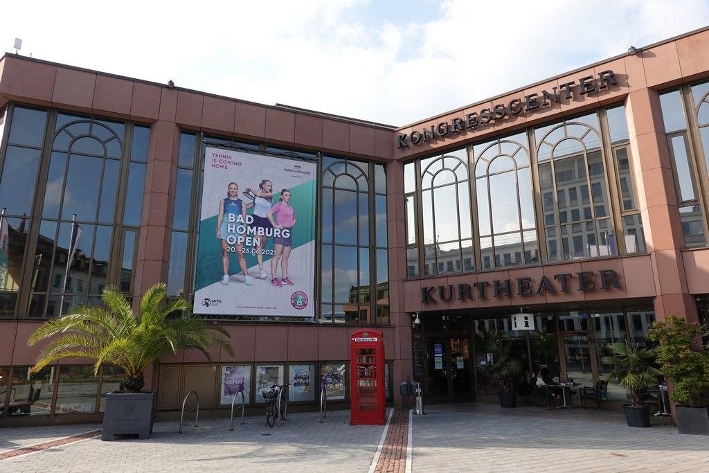 Bad Homburg vor der Höhe: Kurtheater Bad Homburg