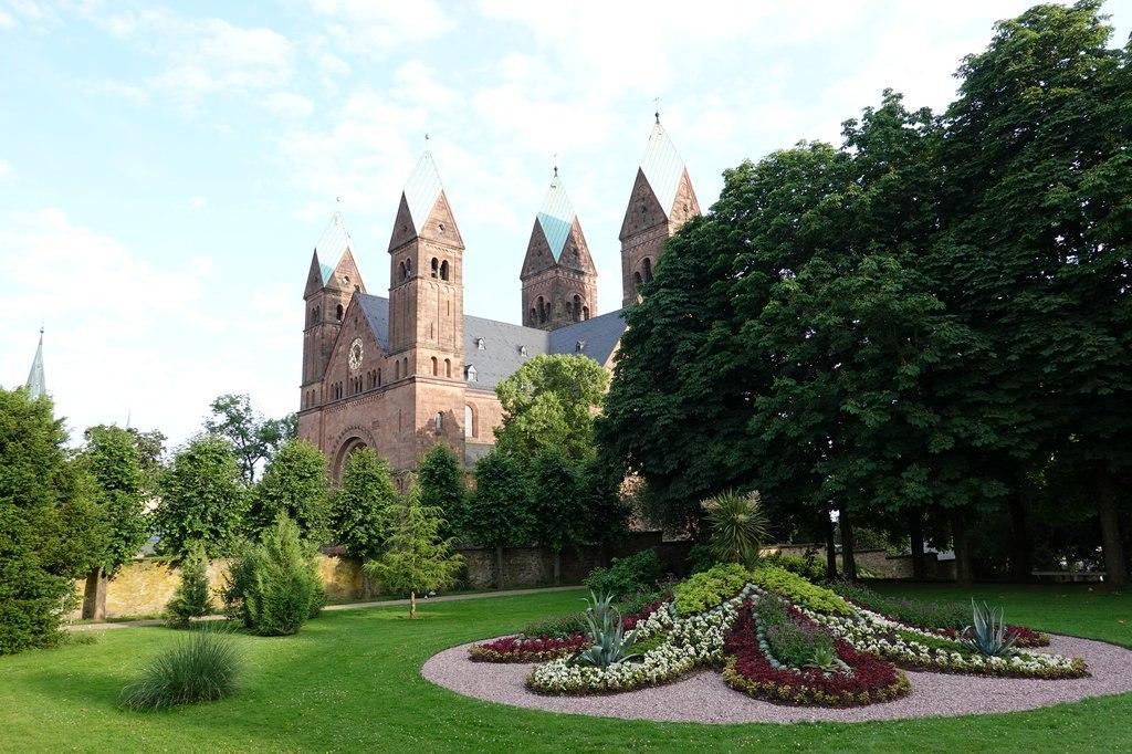 Bad Homburg vor der Höhe: Church of the Redeemer