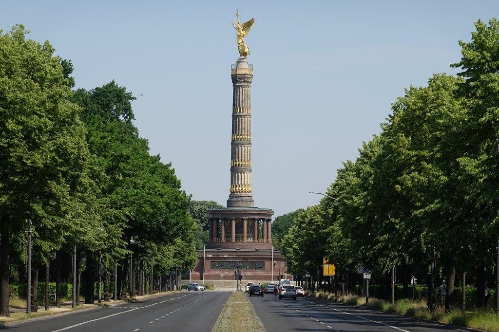 Berlin: Victory Column