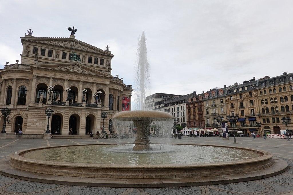 Frankfurt: Alte Oper