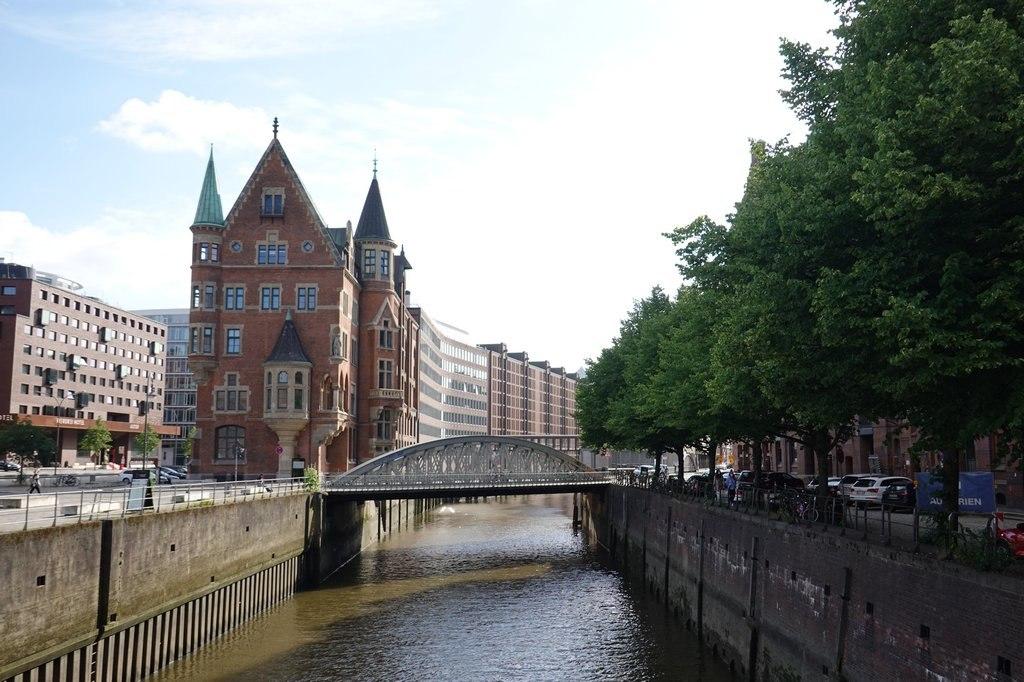 Hamburg: Speicherstadt