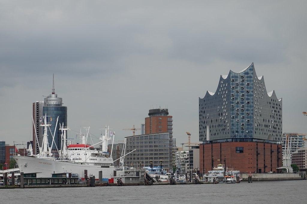 Hamburg: Port of Hamburg