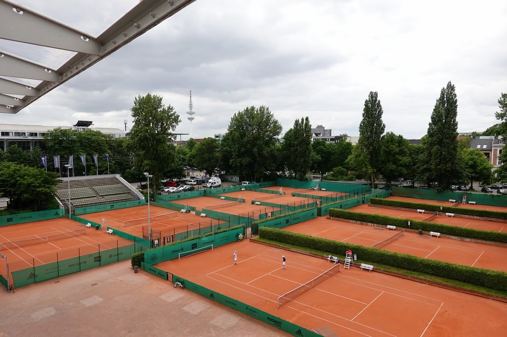 WTA / ATP Hamburg - Am Rothenbaum