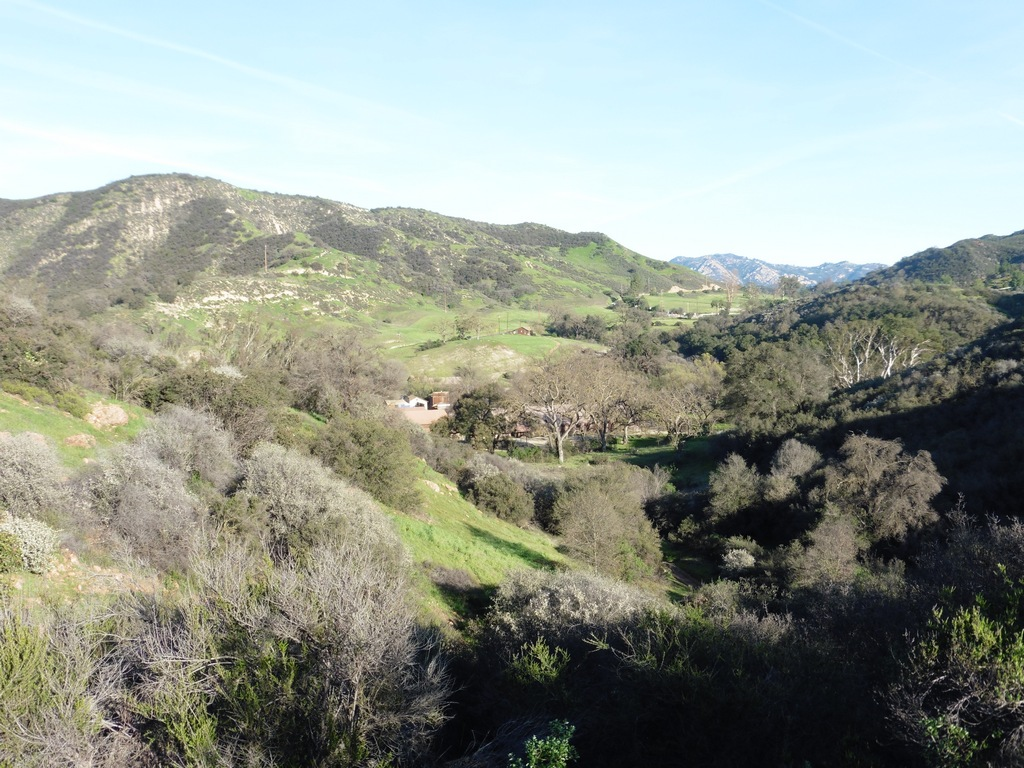 LA: Paramount Ranch, Agoura Hills