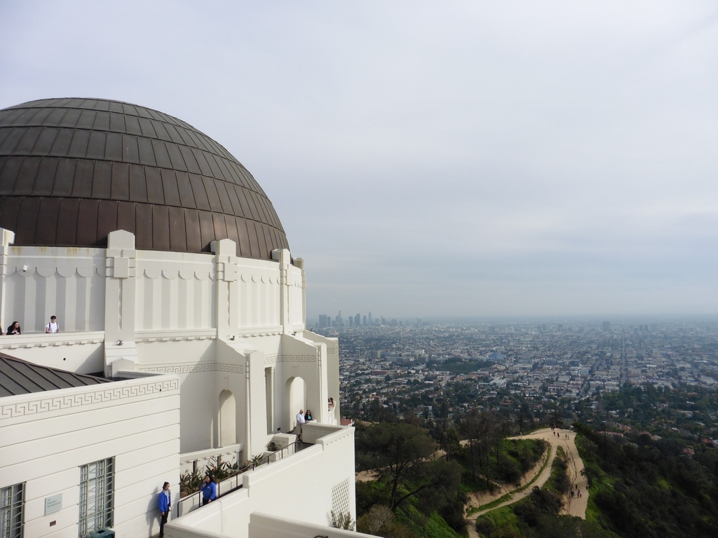 LA: Griffith Observatory