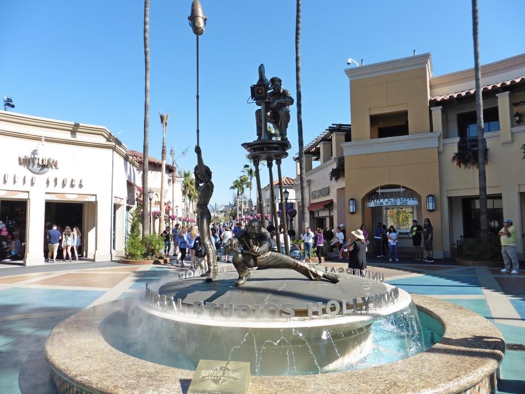 LA: Universal Studios