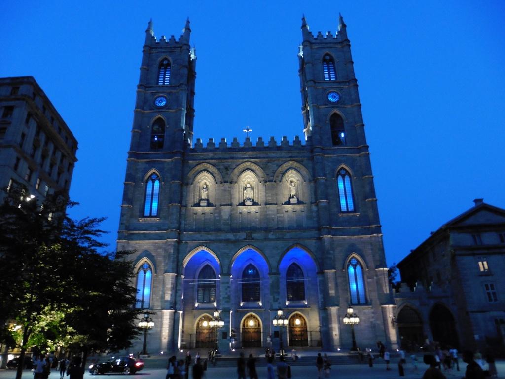 Montréal - Basilique Notre-Dame