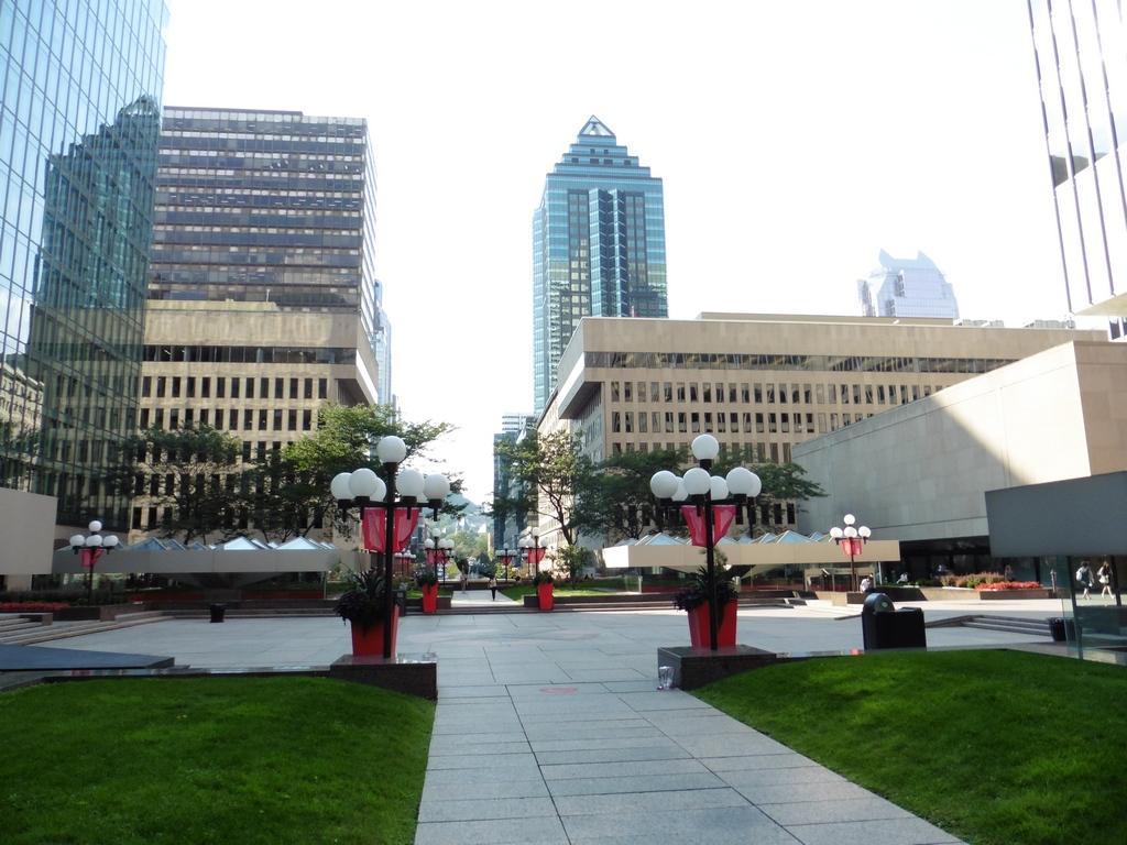 Montréal - Place Ville Marie