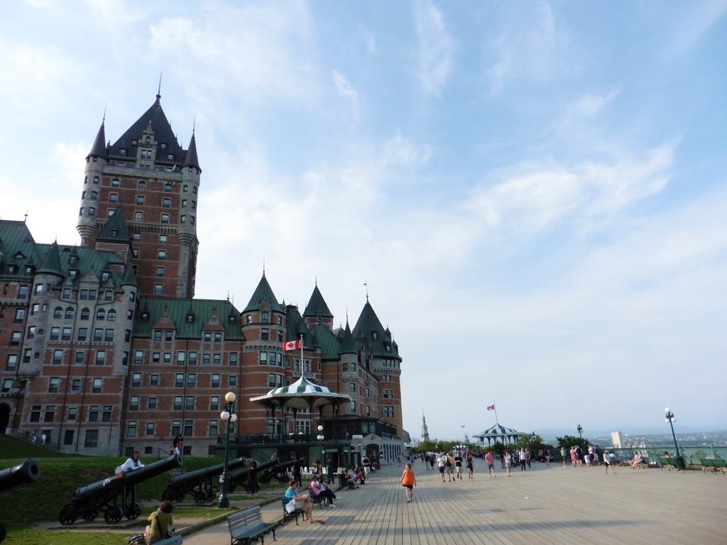 Québec - Le Château Frontenac