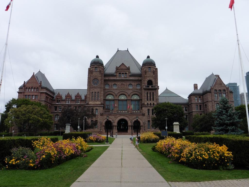 Toronto - Ontario State Parliament