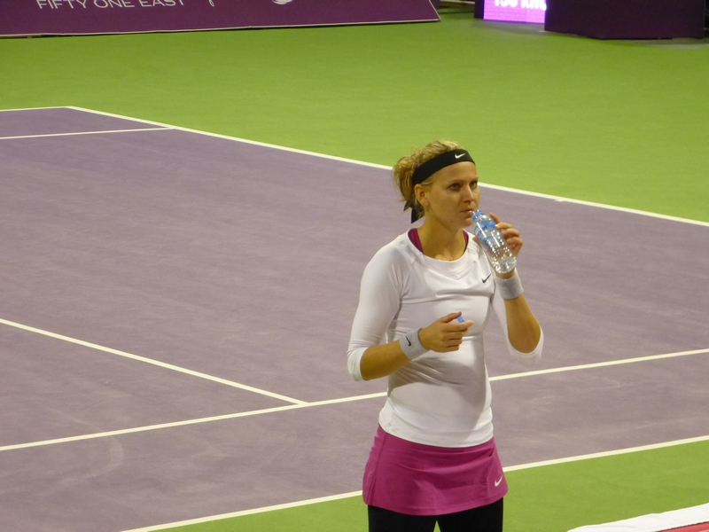 Kvitova vs. Safarova