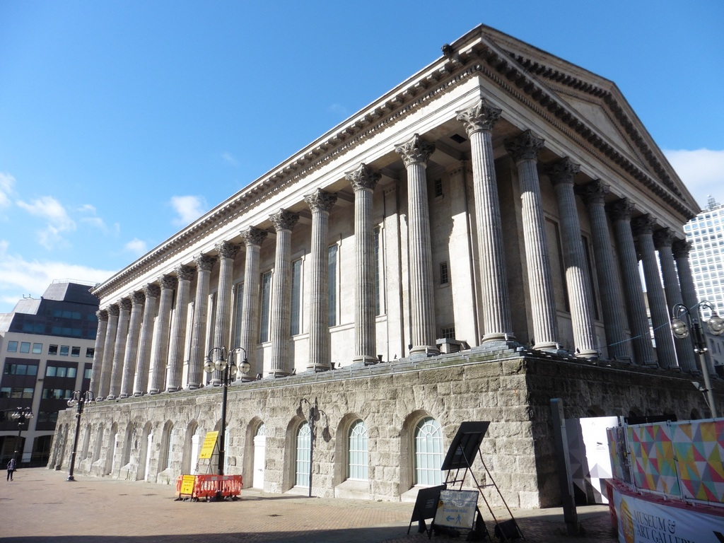 Birmingham: Town Hall
