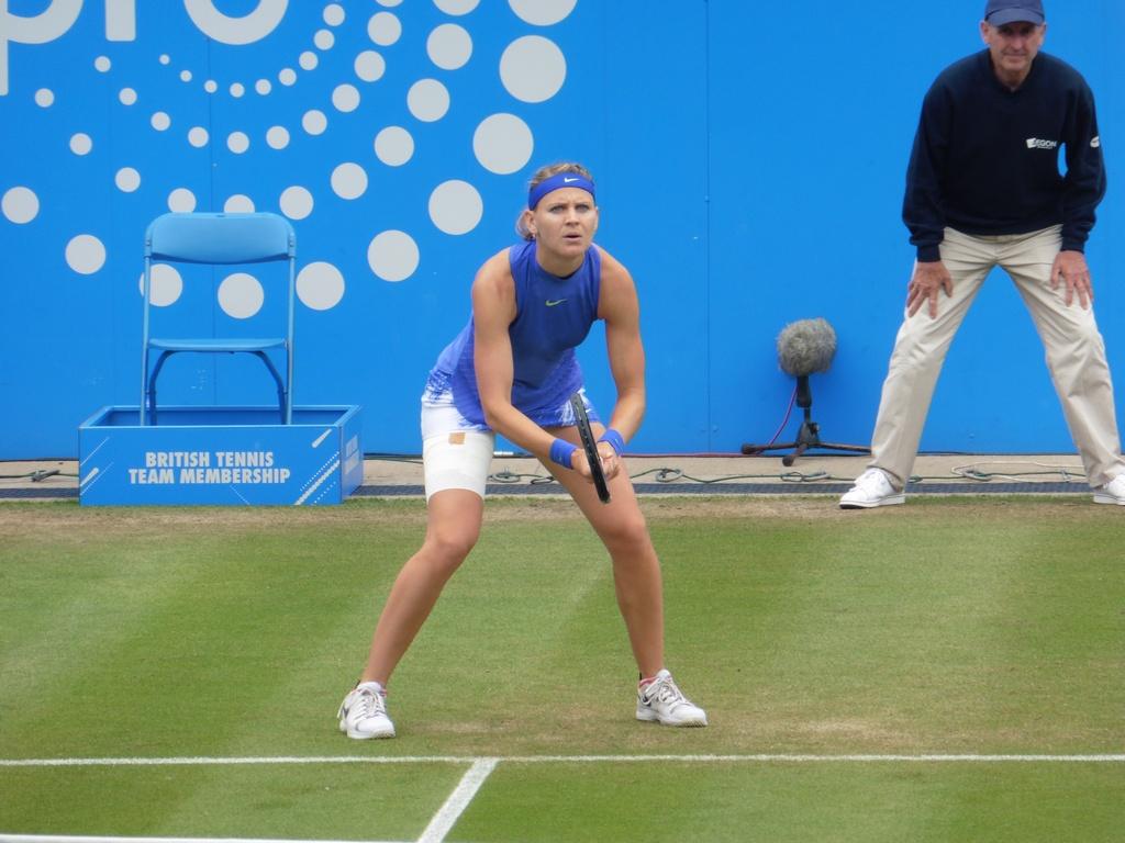 WTA Birmingham: Safarova vs. Gavrilova