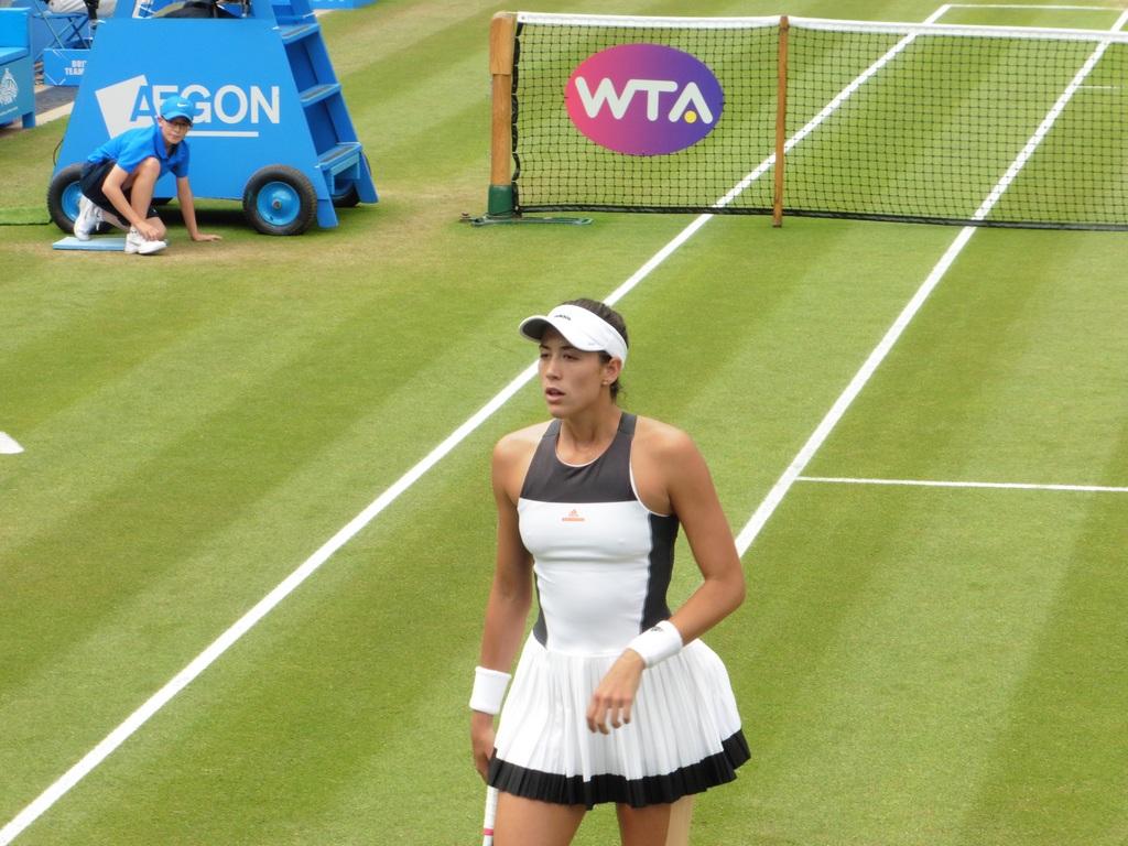 WTA Birmingham: Barty vs. Muguruza