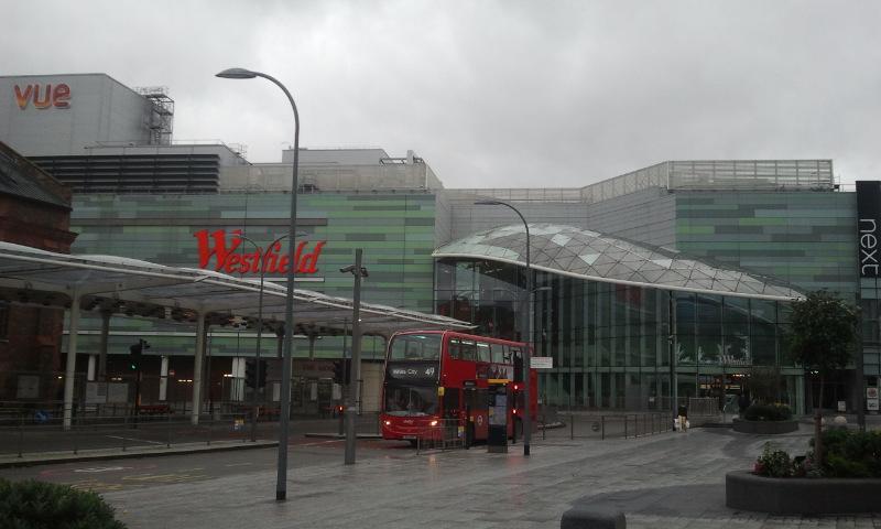 Westfield Shopping Centre / Westfield Einkaufszentrum