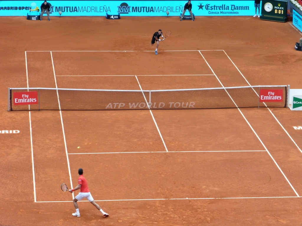 Djokovic vs. Bautista Agut