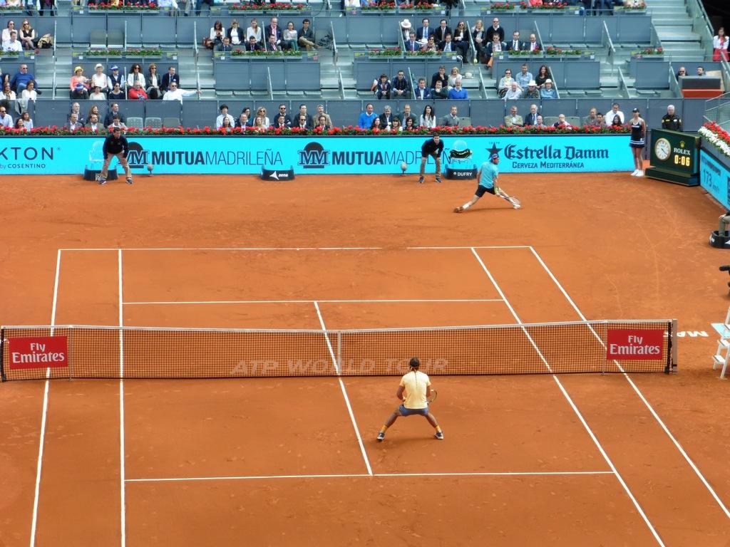 Nadal vs. Sousa