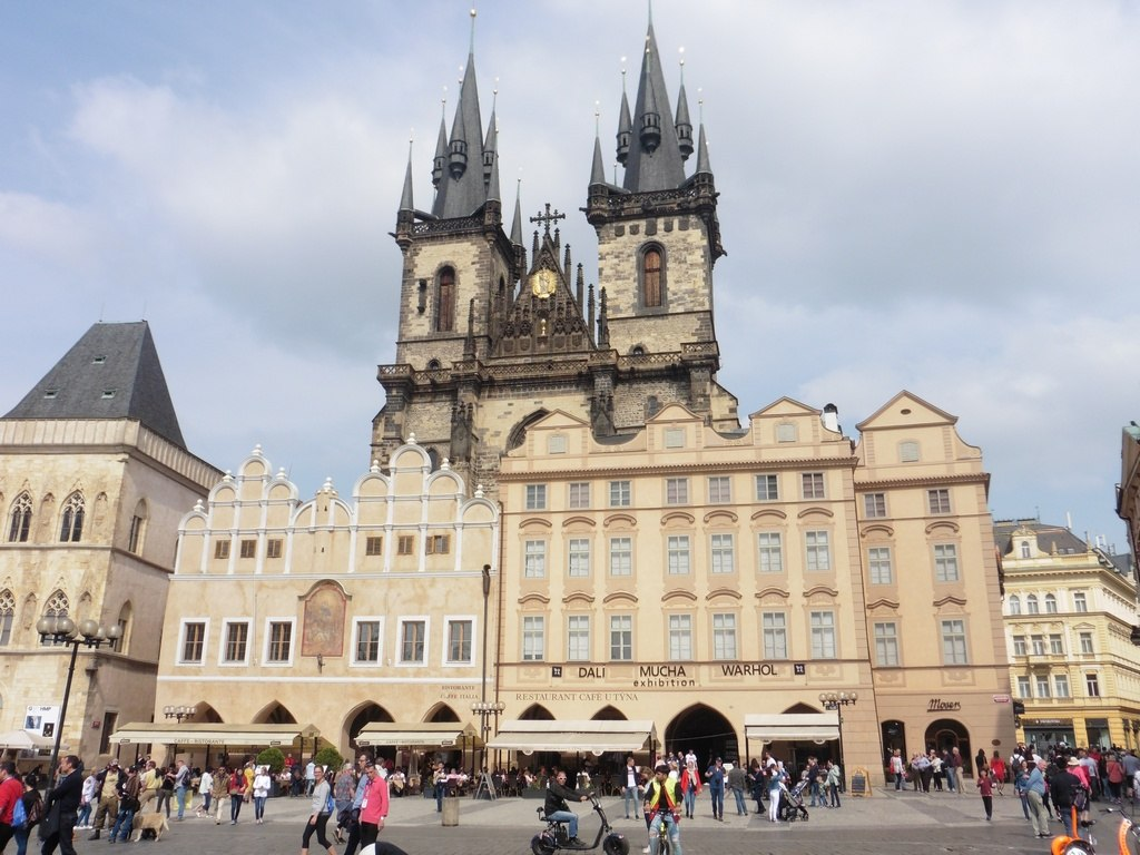 Old Town of Prague / Prager Altstadt
