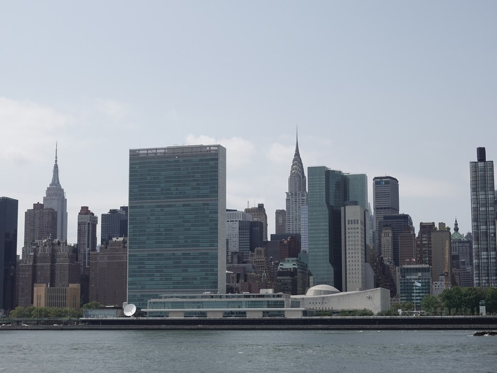View from Long Island City