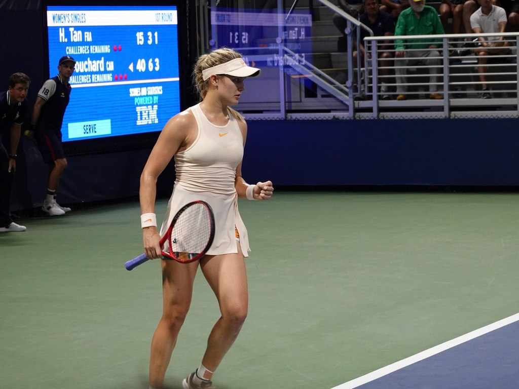 Bouchard vs. Tan