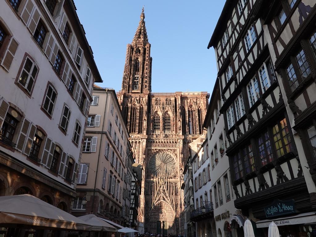 Strasbourg / Straßburg: Cathédrale Notre-Dame de Strasbourg
