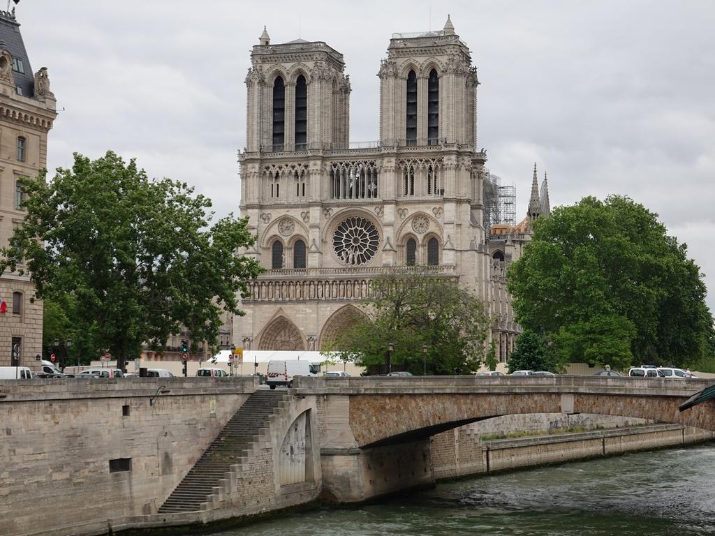 Paris: Cathédrale Notre-Dame de Paris