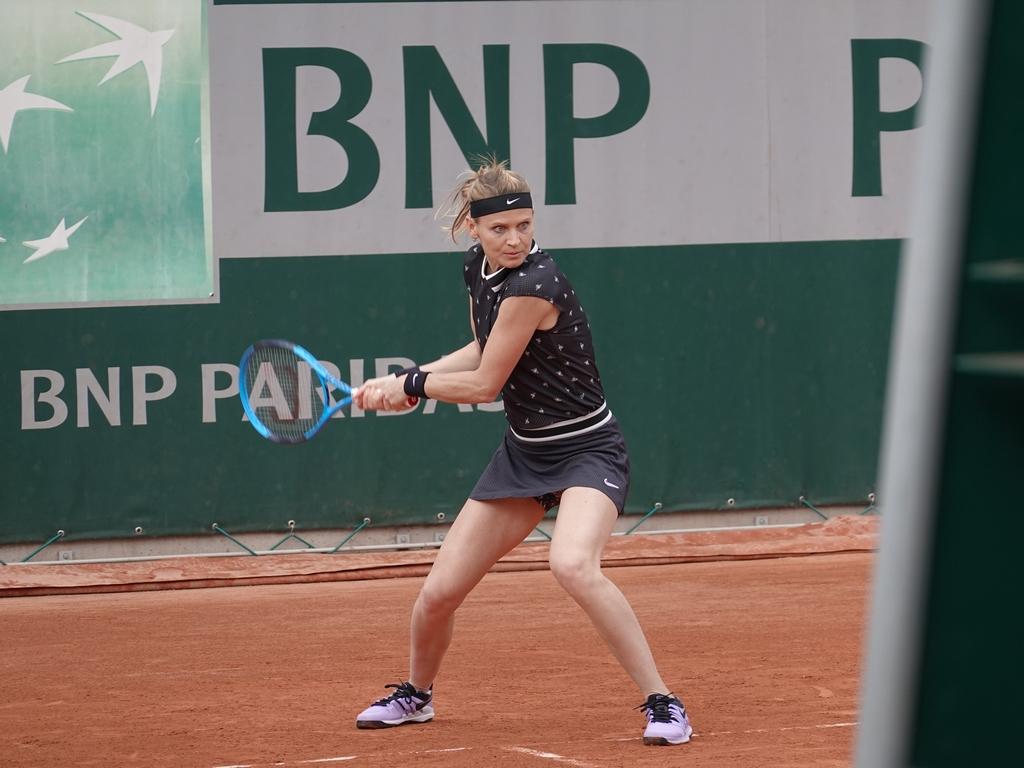Petkovic / Kenin vs. Safarova / Cibulkova