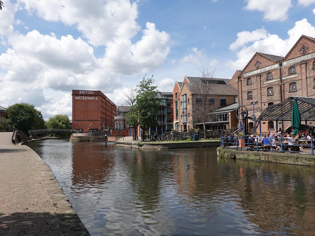 Nottingham: Castle Wharf