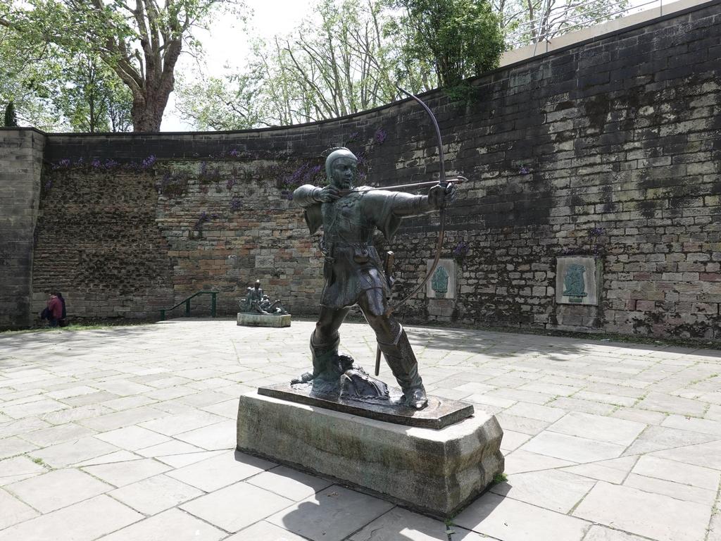 Nottingham: Robin Hood Statue