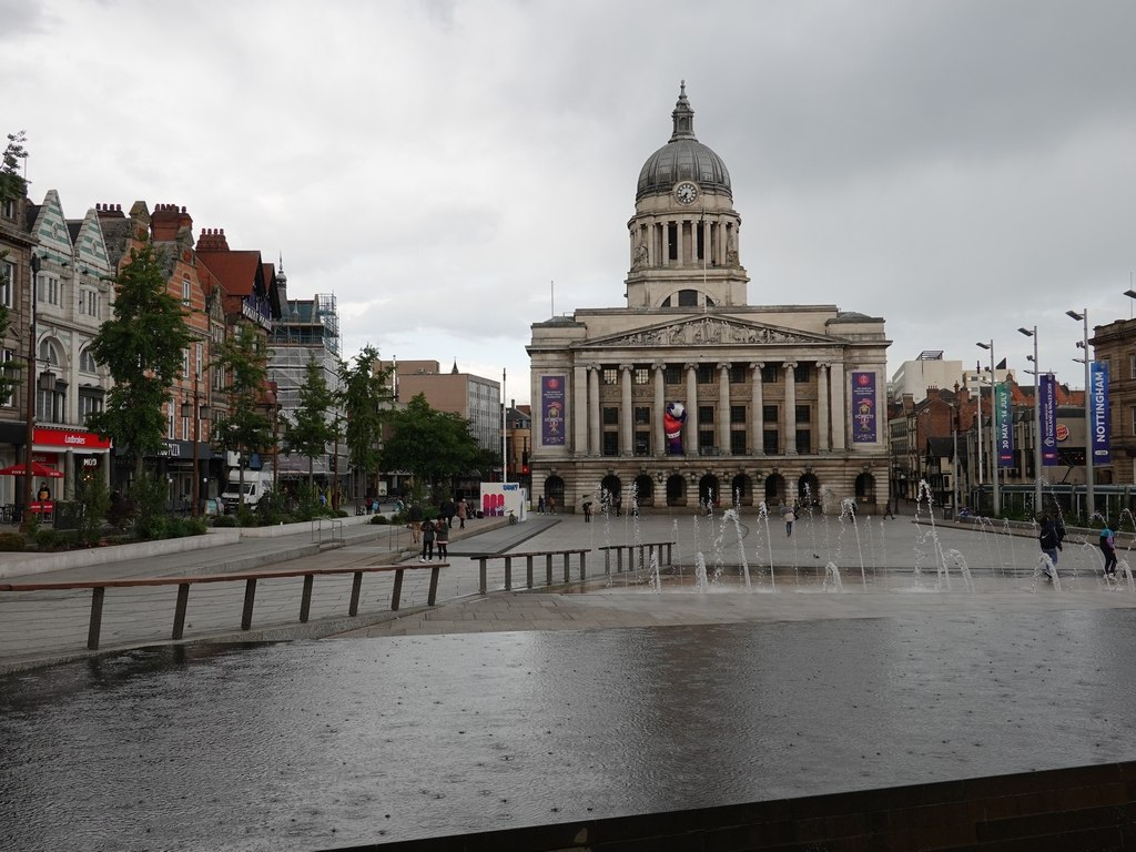 Nottingham: Council House