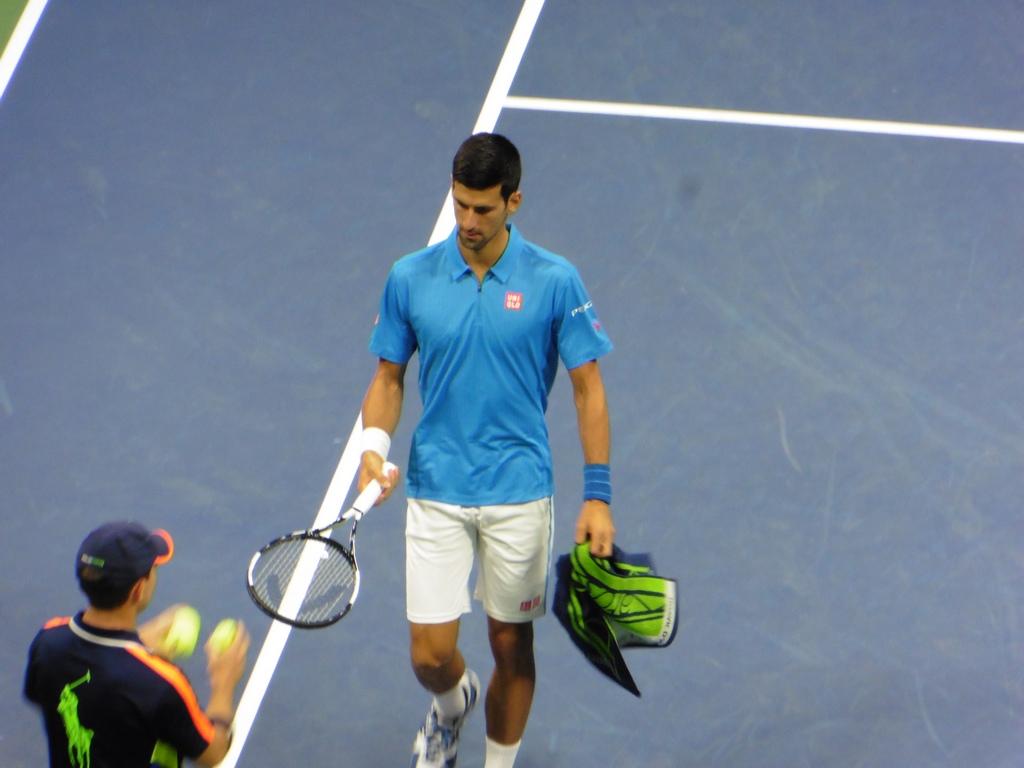 Djokovic vs. Edmund