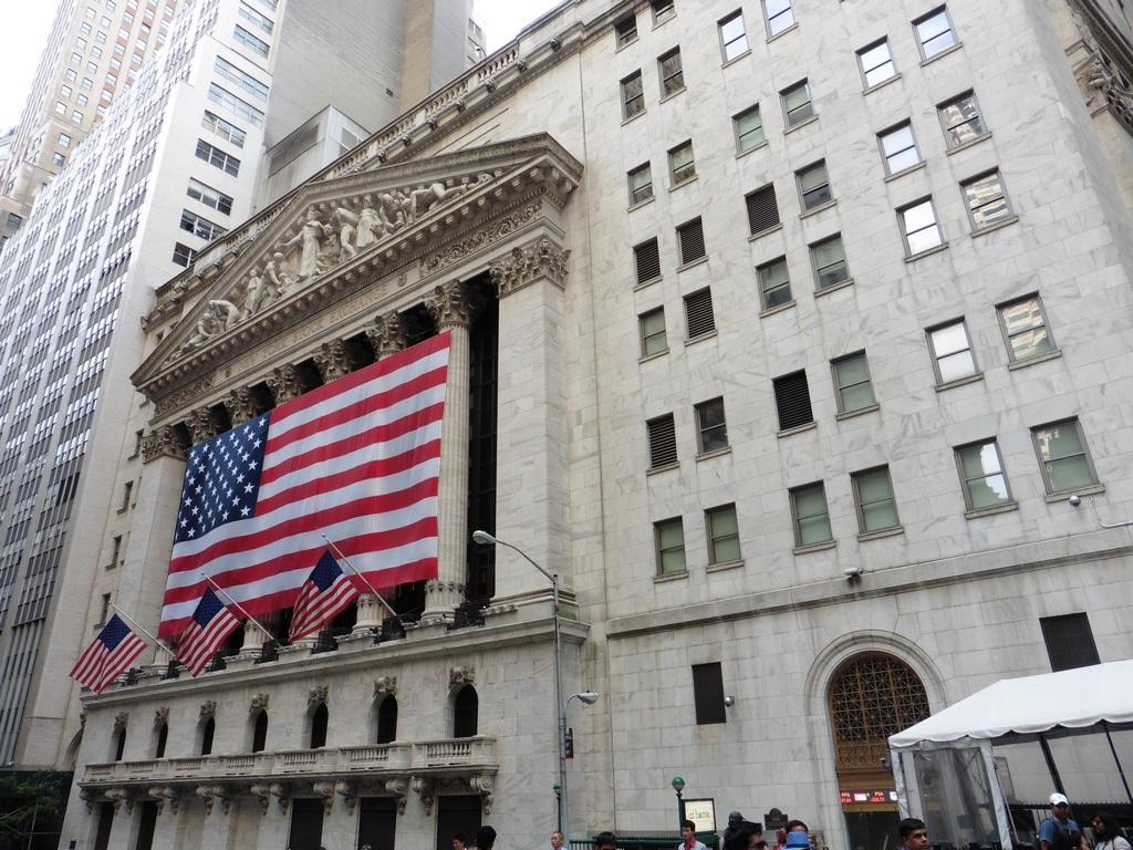 New York City: New York Stock Exchange, Wall Street